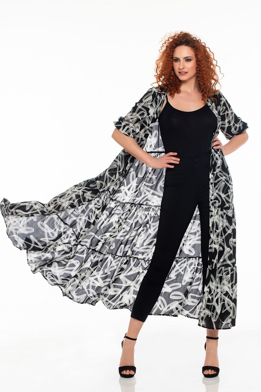 Φόρεμα-πουκαμίσα OSSIGENO