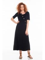 Φόρεμα με κουμπιά OSSIGENO